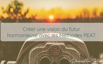 Comment créer une vision d'un futur harmonieux pour soi-même et pour tous avec les Méthodes PEAT ?