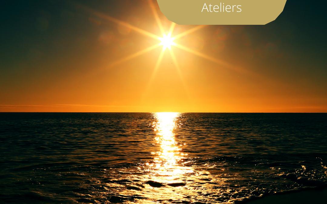 Ateliers Méthodes PEAT – Confiance en Soi – Danielle Soleillant / Véronique Marie – 25 et 26 novembre et 2 décembre 2021